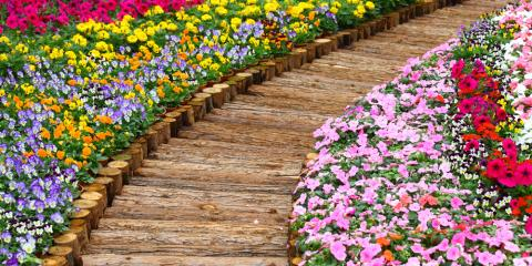 Charmant 4 Simple Ways To Incorporate Flower Beds In Your Landscape ...