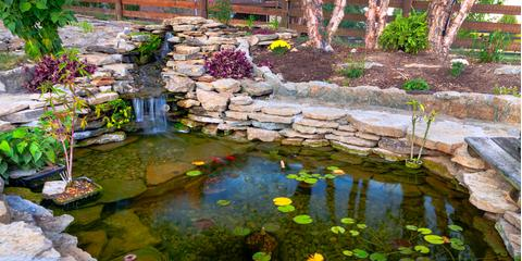 5 Reasons Your Landscape Design Should Include a Water Feature, Hanover, Ohio
