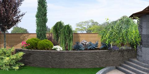 4 Types of Retaining Walls for Your Yard, Mukwonago, Wisconsin