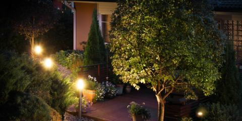 3 Landscape Lighting Tips to Help Improve Your Home's Curb Appeal, Old Lyme, Connecticut