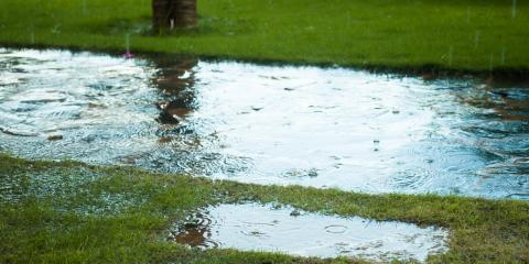 Understanding the Causes of Drainage Issues in Your Yard, Altadena, California