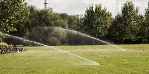 How Sprinklers in Your Landscaping Can Save Water, Whitefish, Montana