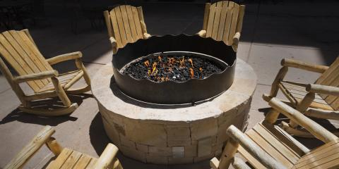 Should You Get an Outdoor Fire Pit or Fireplace When Landscaping?, Brunswick, Ohio