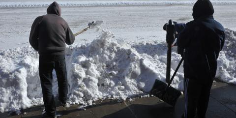 How Winter Weather Affects Asphalt, Anchorage, Alaska