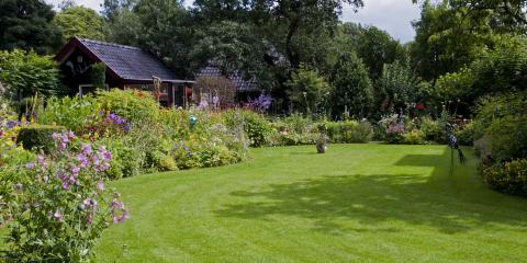 4 Benefits of Lawn Aeration, Chewelah, Washington