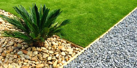3 Benefits of Gravel Landscaping, Paducah, Kentucky