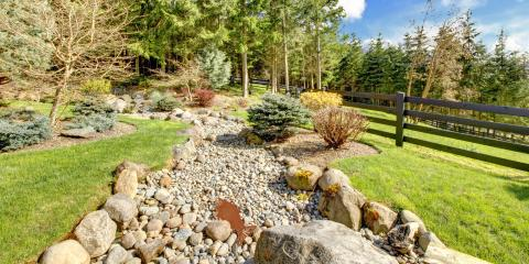 How to Use Decorative Rocks in Your Landscaping, Paducah, Kentucky