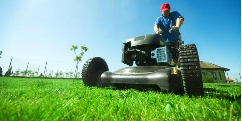 Le Roy Landscaping Expert's Top 5 Mowing Tips for a Perfect Lawn, Le Roy, New York