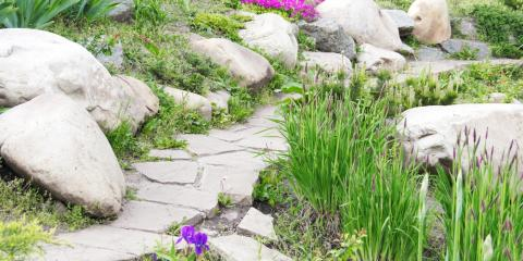 3 ways to boost curb appeal with rock landscaping for Landscaping rocks burlington ontario