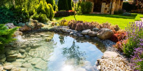 Landscaping Company Explains How to Install a Dry Creek Bed, Stallings, North Carolina