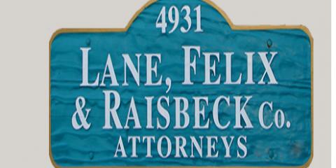 Lane, Felix & Raisbeck CO, LPA, Family Law, Services, Cincinnati, Ohio