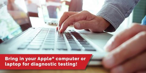 3 Steps to Protect Your Apple® Device From Viruses, Canton, Ohio