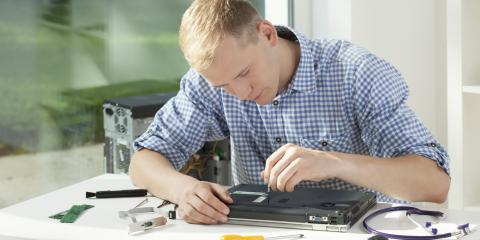 How to Decide Between Laptop Repair or Replacement, East Sanford, North Carolina