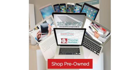 Why should you buy Pre-Owned Apple® Products?, Greenville, North Carolina