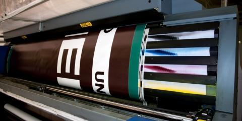 3 Ways Large Format Printing Can Transform Your Store or Office, Manhattan, New York