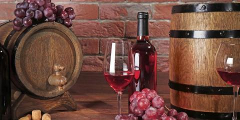 What's the Difference Between Red Wines & White Wines?, Clayton, Georgia