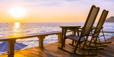 3 Ways UV Radiation Damages a Wooden Deck, Clearwater, Florida