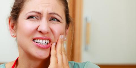 Experiencing Jaw Pain? TMJ Specialists Share 3 Reasons Why, Killingly, Connecticut