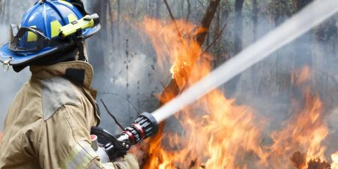 5 Items to Store in Your Fire Preparation Kit, Paradise, Nevada