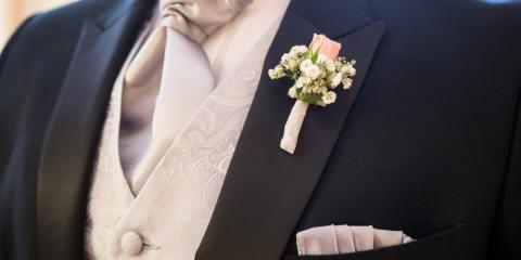 4 Ways for Grooms to Add Personal Touches to Wedding Tuxedos, Las Vegas, Nevada