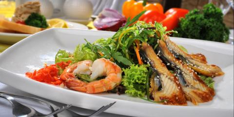 Top 5 Health Benefits of Eating Seafood , Wyldwood, Texas