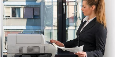 Should Your Office Buy a Laser Printer or Inkjet One?, Jessup, Maryland
