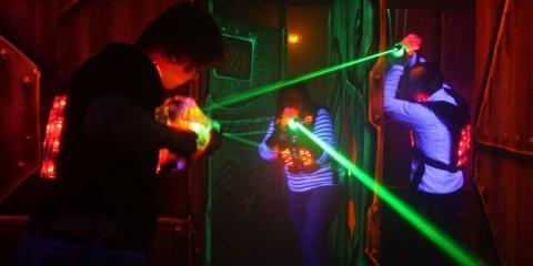 Советы по отличной лазерной метке в игре