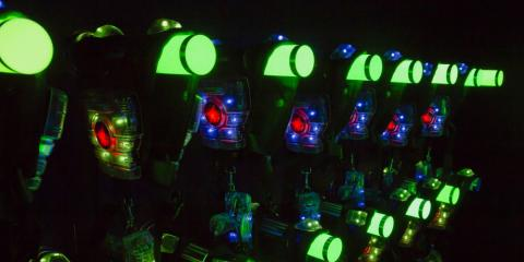 The Exciting History of Laser Tag, North Hempstead, New York