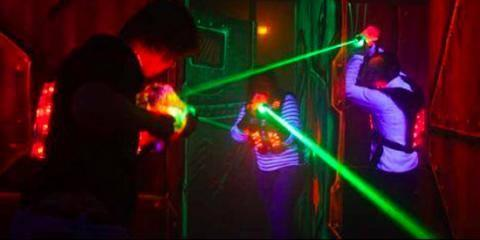 3 Different Types of Games to Play at Your Laser Tag Party, North Hempstead, New York