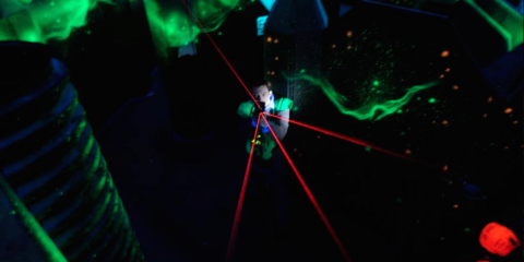 3 Key Tips for Improving Accuracy in Laser Tag, North Hempstead, New York