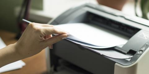 3 Common Issues With Laser Printers, Jessup, Maryland