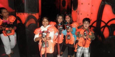 3 Ways Your Kids Could Benefit From Laser Tag This Holiday Season , North Hempstead, New York