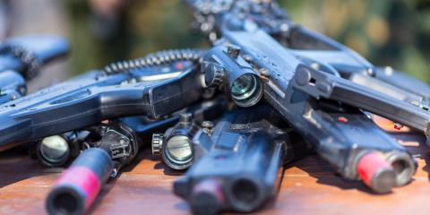 3 Laser Tag Etiquette Tips to Know Before Suiting Up , North Hempstead, New York