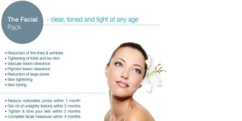 Bye Bye Sun Spots, Redness & Big Pores with Laser Treatments, Lake Worth, Florida
