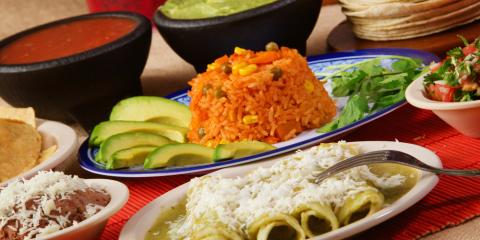 Top 5 Most Popular Latin Food Dishes, Waialua, Hawaii