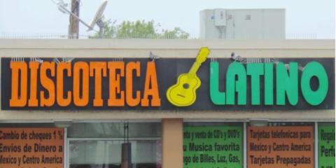 Latino Discoteca, Consumer Electronics Stores, Services, Austin, Texas