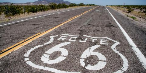 The History of Route 66, Laughlin, Nevada