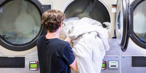 3 Tips for Washing Your Larger Items at the Laundromat, Lithonia, Georgia