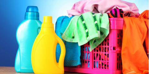 A Laundromat Shares Detergent Selection Tips, Southwest Arapahoe, Colorado