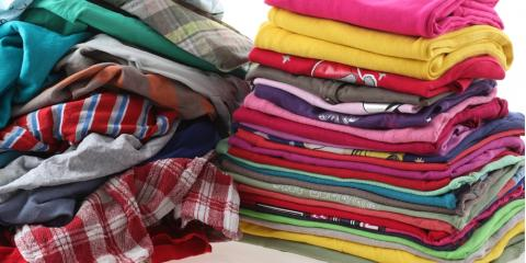 5 Tips for the Proper Laundry Load Size, Lincoln, Nebraska