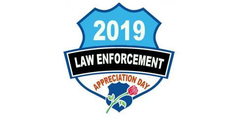 Thank you Law Enforcement! from Sierra Tel, Oakhurst, California