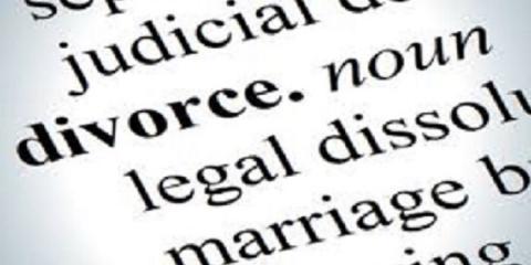 Legal Definitions Refresher - Divorce Edition, Reedsburg, Wisconsin