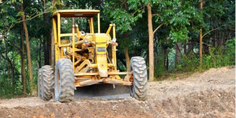 Understanding the Difference Between Excavating & Grading, Eleele-Kalaheo, Hawaii