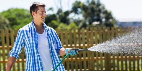 The Do's & Don'ts of Watering Your Garden, Cincinnati, Ohio