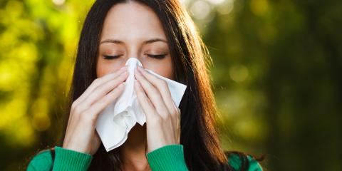 How to Care for Your Lawn When Living With Allergies, Cincinnati, Ohio