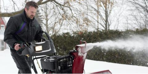 4 Lawn Care Tools that Are Helpful in the Winter, De Soto, Missouri