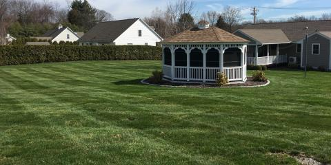 A Guide to Fall Lawn Cleanup, Trumbull, Connecticut