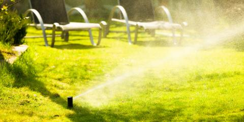 The Pros & Cons of Various Lawn Irrigation Systems, Pittsford, New York