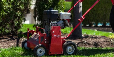 Why Hire Professionals to Aerate a Lawn, Moraine, Ohio