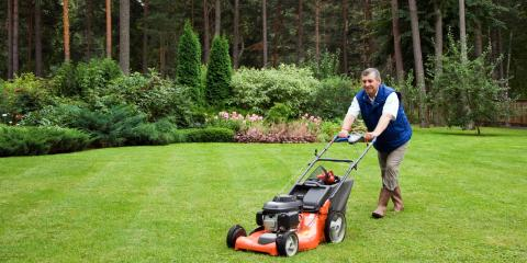 What Type of Lawn Mower Is Right for Your Lawn?, Dayton, Ohio